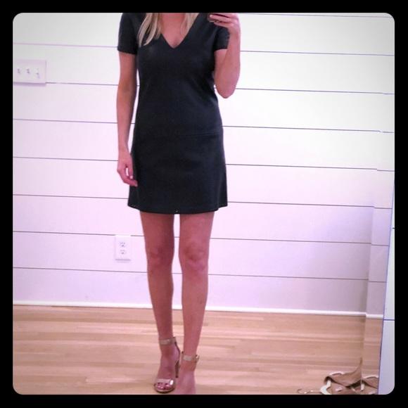 Zara Dresses & Skirts - Zara leather dress